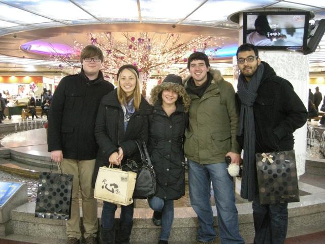 New Year's Crew - Ryan, Sarah, Jenn, Ian, Vince